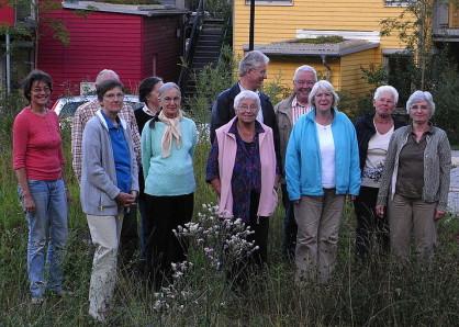Die Startgruppe 2010